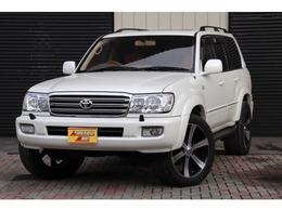 トヨタ ランドクルーザー100 4.7 VXリミテッド Gセレクション 4WD 社外ナビ/ETC2.0