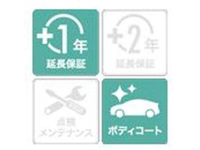 Aプラン画像:ロングラン保証1年に延長保証1年プラスした充実の保証内容に加え、洗車やお手入れが簡単になるボディコーティング及びガラス4面に車台番号を刻印し盗難防止に役立つセーフティーコードを施工するセットプランです