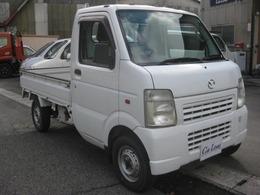 マツダ スクラムトラック 660 KC スペシャル 3方開 Tチェーン MT タイヤ4本新品