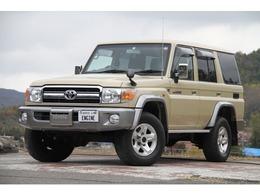 トヨタ ランドクルーザー70 4.0 4WD 電動ウインチ  デフロック  寒冷地仕様