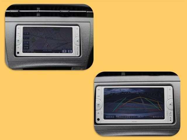 W62Gトヨタ純正エントリーナビ!TVはワンセグ!ブルートゥース、CD、SDがお使いいただけます!バックモニターは後退時の安全確認に役立ちます!