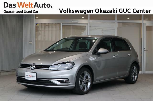 Volkswagen岡崎認定中古車センターにGOLF HIGHLINE MEISTER入荷しました。