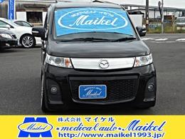 マツダ AZ-ワゴン 660 カスタムスタイル XS ・アクスル・ナビ新品
