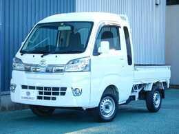 ダイハツ ハイゼットトラック 660 ジャンボ 3方開 AC PS PW LEDヘッドライト