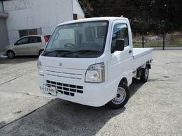 スズキ キャリイ 660 KCエアコン・パワステ 3方開 4WD