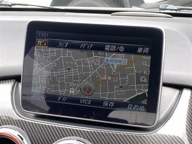 COMANDシステム・HDDナビゲーション☆地デジフルセグTV・DVD再生・ミュージックレジスター・SD・Bluetooth接続可☆