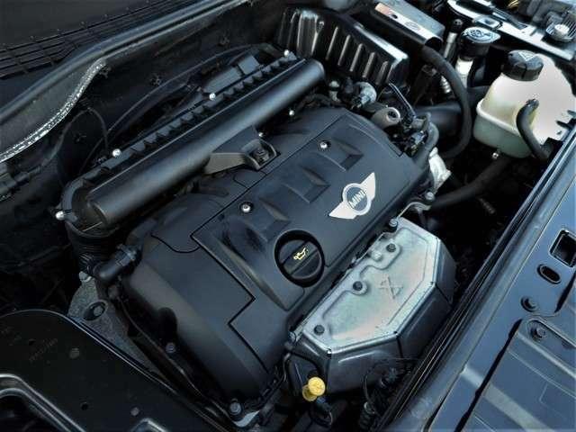 1600cc後期クーパーエンジン搭載しています、使用頻度も少なく、大変コンディションの良い状態です