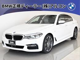 BMW 5シリーズ 530i Mスポーツ 本革 HUD リモートP 液晶カギ ACC Tビュー
