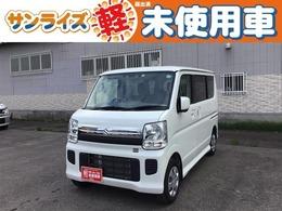 スズキ エブリイワゴン 660 JPターボ 4WD WEB商談可 4WD