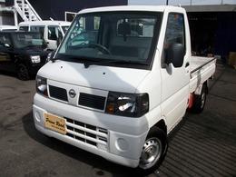 日産 クリッパートラック 660 DXエアコン付 3方開・オートマ・走行56000km