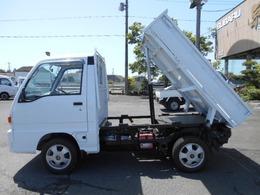 スバル サンバートラック ダンプ4WDエアコン ダンプ4WDエアコン