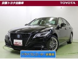 トヨタ クラウン ハイブリッド 3.5 S ドラレコ・リヤガラスサンシェード・ETC