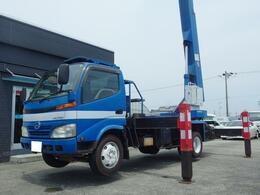 日野自動車 デュトロ 高所作業車 22.1m アイチ SK-22A 作業床22.1m 5MT