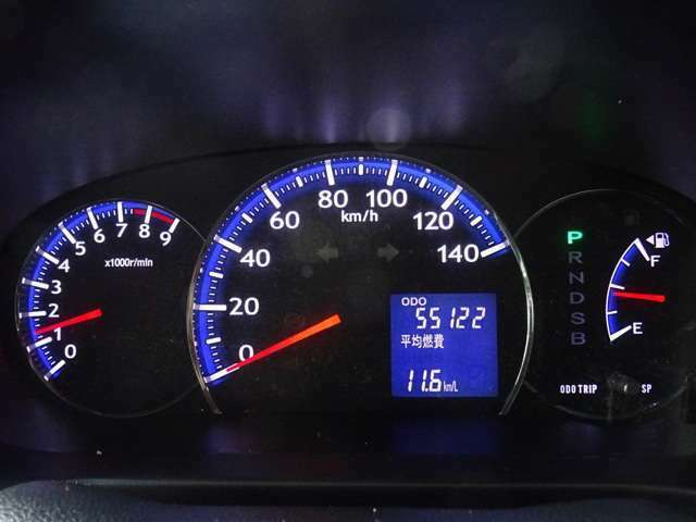実走行5万キロ台のお車で御座います。