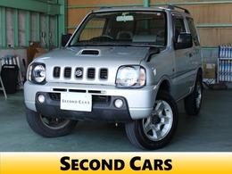 スズキ ジムニー 660 XC 4WD ターボ 4WD タイヤ4本新品交換渡し