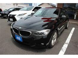 BMW 3シリーズグランツーリスモ 320i Mスポーツ 純正HDDナビ リアビューカメラ パワーテ