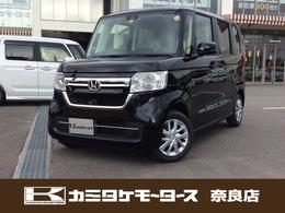 ホンダ N-BOX 660 G 新型・軽自動車・キーフリー