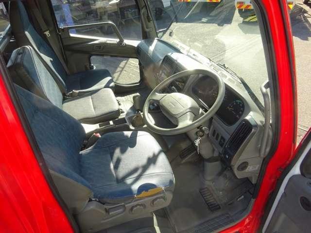 ※車台型式及製造番号:三菱・FL63HE7***** 製造年:2001年 ※製造番号及整理番号:24288・45605