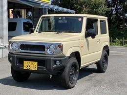 スズキ ジムニー 660 XL 4WD 5速MT ナビ TV ETC ドライブレコーダー