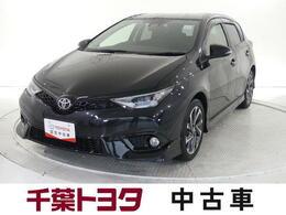 トヨタ オーリス 1.8 RS 6速MT サポカー ナビ 1セグ LED