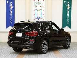 BMWのプレミアムSAV(スポーツ・アクティビティ・ビークル)「X3」のご紹介です!