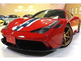 フェラーリ 458スペチアーレ F1 DCT