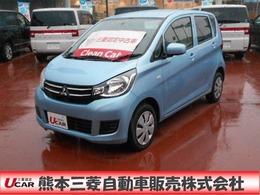 三菱 eKワゴン 660 E シートヒーター キーレス車検R3年7月