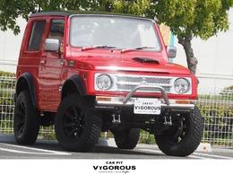 スズキ ジムニー 660 スコット リミテッド 4WD リフトアップ 16AW オーバーフェンダー