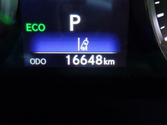 走行16,000キロ台★