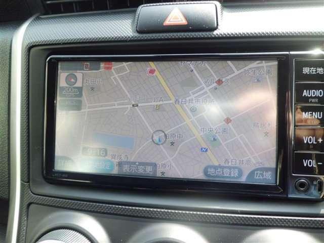 トヨタ純正ナビ Bluetooth機能搭載モデルです!