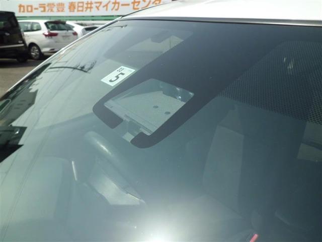 トヨタセーフティセンス付きで安心・安全!
