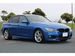 BMW 3シリーズ アクティブハイブリッド 3 Mスポーツ 黒革 ディーラー記録簿