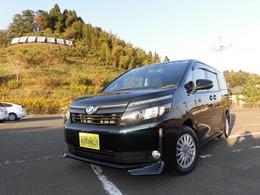 トヨタ ヴォクシー 1.8 ハイブリッド V DVD再生 バックモニター シートヒーター