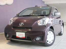 トヨタ iQ 1.3 130G トヨタ認定中古車 純正SDナビ ETC