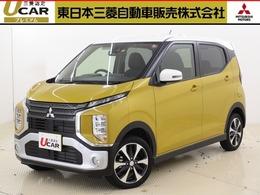 三菱 eKクロス 660 T 4WD サポカーS 障害物センサー 禁煙車