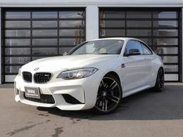 BMW M2クーペ M DCT ドライブロジック クルコン ハーマンカードン 社外ドラレコ