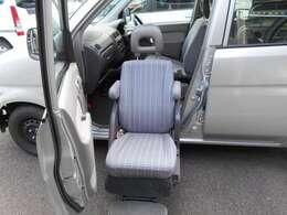 助手席電動シート、介護車、リア車椅子積めます