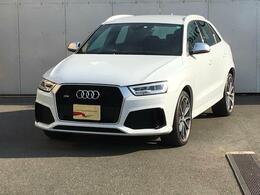 アウディ RS Q3 2.5 4WD 電動ゲート 認定中古車