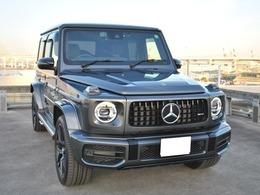メルセデスAMG Gクラス G63 4WD レザーエクスクルーシブPKG AMG22AW