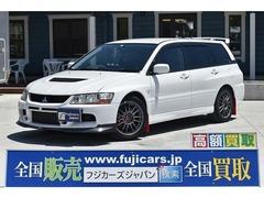 三菱 ランサーエボリューションワゴン の中古車 2.0 GT 4WD 兵庫県西宮市 259.0万円