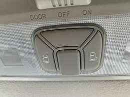 車内のスイッチで両側のパワースライドドアの開閉が可能です♪大きな荷物がある時や小さなお子様の乗り降りの際には最適な装備となっております♪