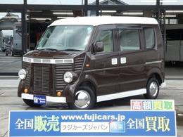 スズキ エブリイ 660 PA ハイルーフ フレンチバス仕様ベッドキット