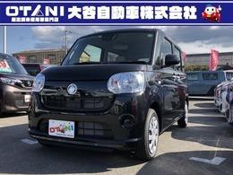 ダイハツ ムーヴキャンバス 660 L SAIII 新品ナビ 軽自動車 スマアシIII 保証付
