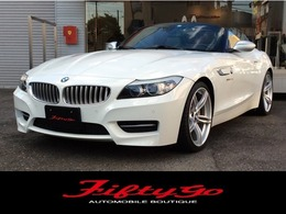 BMW Z4 sドライブ 35is 2オーナー・左H・TV ・OP19AW
