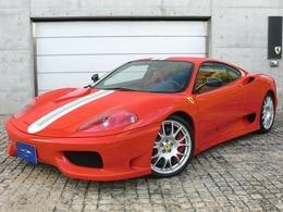 フェラーリ チャレンジストラダーレ 3.6 タイベル交換渡し