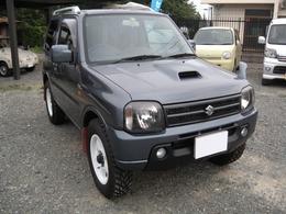スズキ ジムニー 660 ワイルドウインド 4WD 社外アルミMTタイヤナビテレビ