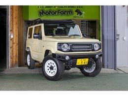 スズキ ジムニー 660 XC 4WD 弊社デモカー ハイパーレブ雑誌取材車両