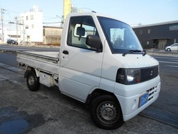 三菱 ミニキャブトラック 660 2名 車検R3年3月