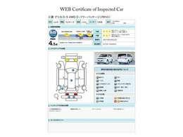 第三者評価機関「AIS社」の車両検査済み!総合評価4.5点(評価点はAISによるS~Rの評価で令和3年2月現在のものです)☆お問合せ番号は41020417です♪