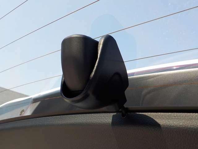 【リア用ドライブレコーダー】後方の録画環境に合わせた専用設計。駐車録画(オプション)にも対応した高画質モデル。